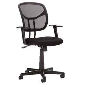 AmazonBasics Mid-Back Mesh Chair Overview and Design