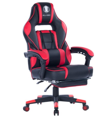 KILLABEE-High-Back-Massage-Gaming-Chair