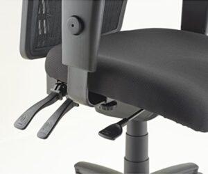 Lorell Executive Mesh High Back Chair Seat
