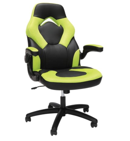 OFM-Racing-Style-Bonded-Leather-Gaming-Chair-