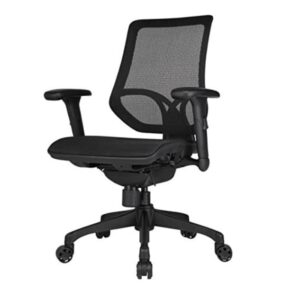 WORKPRO 1000 Mid-Back Mesh Task Chair