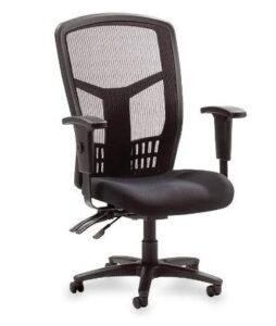 lorell executive high back chair design