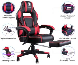 why choose killabee massage gaming chair