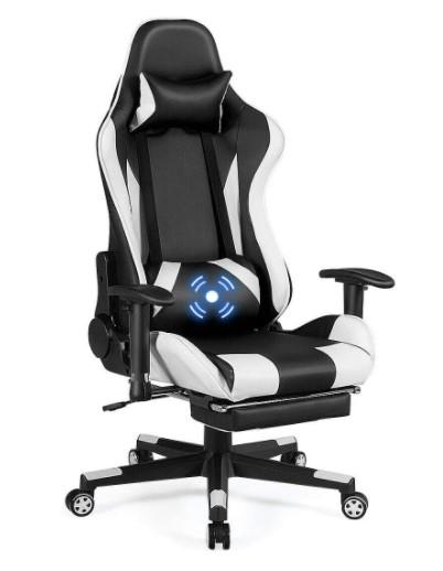 Giantex-Massage-Gaming-Chair-