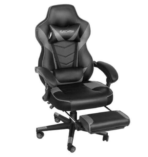 ELECWISH-Ergonomic-Computer-Gaming-Chair