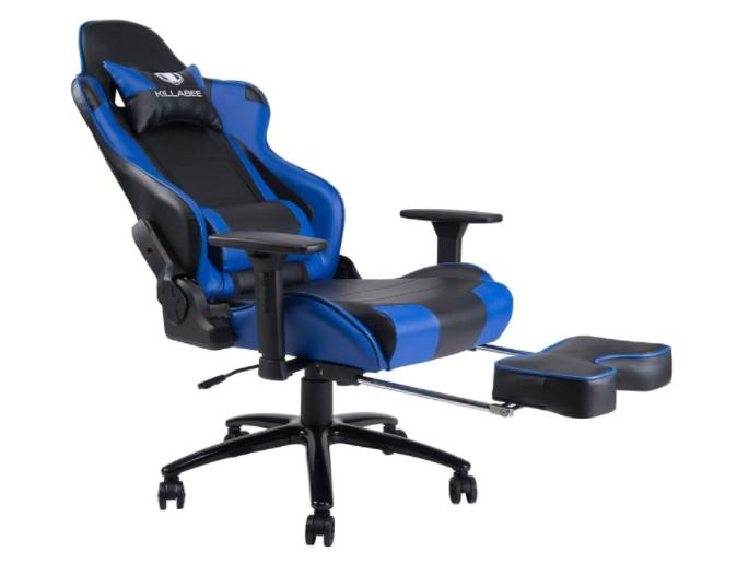 KILLABEE-Big-and-Tall-Massage-Memory-Foam-Gaming-Chair