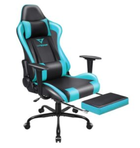 Vitesse Gaming Chair with Footrest