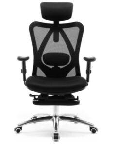 SIHOO Ergonomic Recliner Office Chair