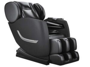 Full Body Electric Zero Gravity Shiatsu Massage Chair with Bluetooth