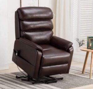 Irene House Dual OKIN Motor Lift Recliner Chair